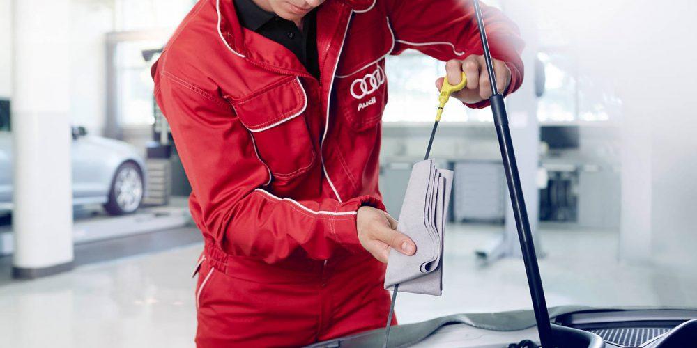 Audi Aracını Servis ve Bakımı