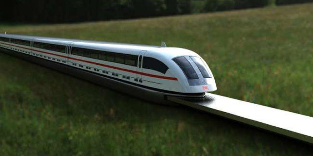 Hızlı Maglev Treni Nasıl Çalışır?