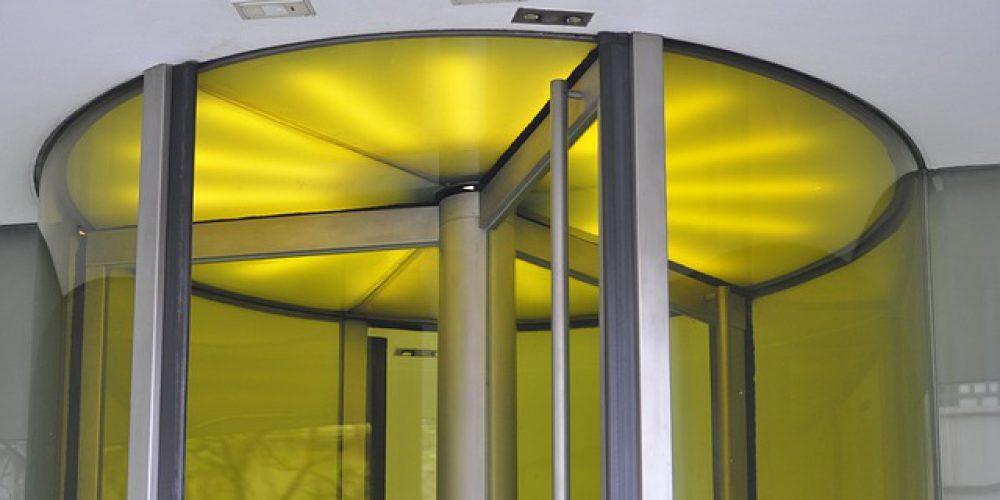 Ticari ve Endüstriyel Kullanım için Özelleştirilebilir Otomatik Kayar Kapılar